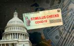 e Stimulus Bill government US 100 dollar bills